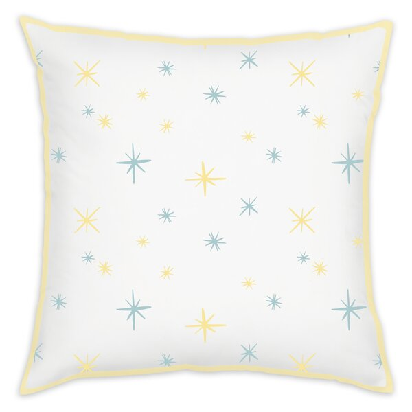 Findlay Cotton Throw Pillow by Viv + Rae
