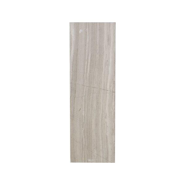 Carrara 3 x 9 Marble Subway Tile