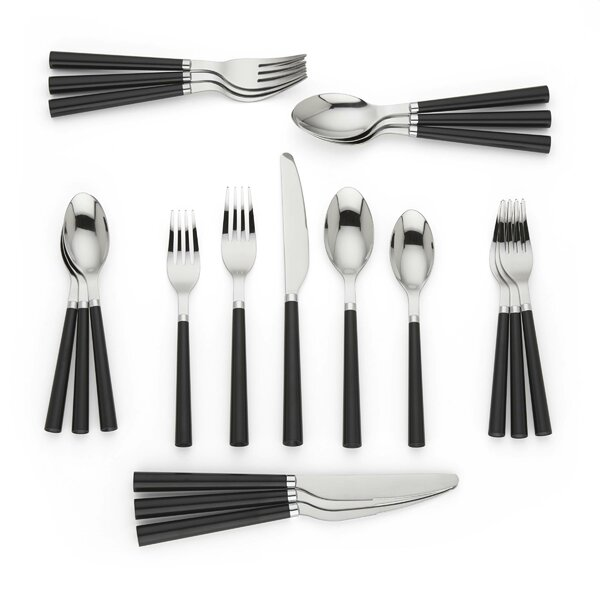 All in Good Taste 20-Piece Flatware Set by kate sp