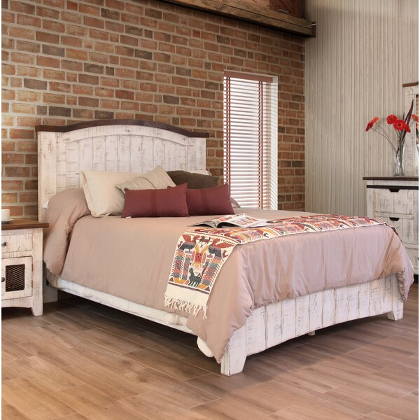 Coralie Panel Bed by Gracie Oaks