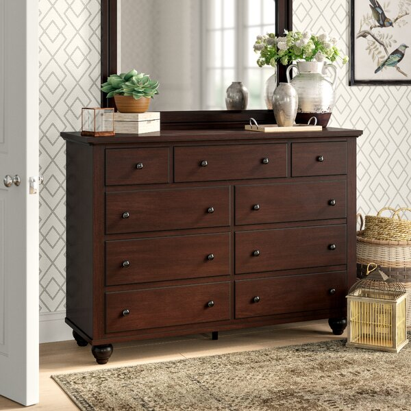 Garrick 9 Drawer Dresser by Birch Lane™ Heritage
