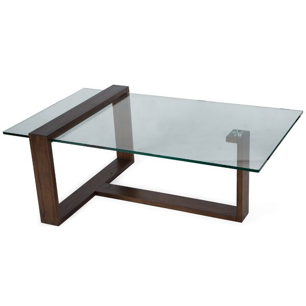 Khan Coffee Table by Orren Ellis