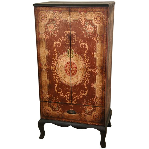 Masaitis 2 Door Accent Cabinet by World Menagerie World Menagerie
