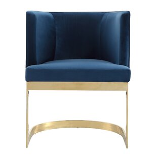Larry Upholstered Dining Chair by Mercer41