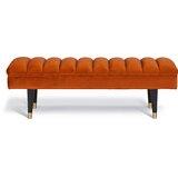 Segars Upholstered Bench byEverly Quinn