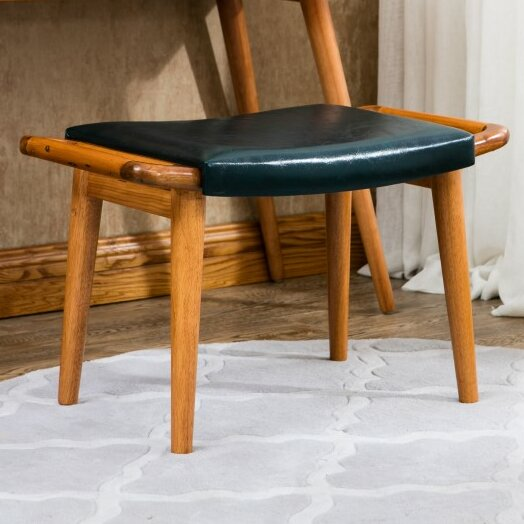 Zephyr Vanity Stool by Porthos Home