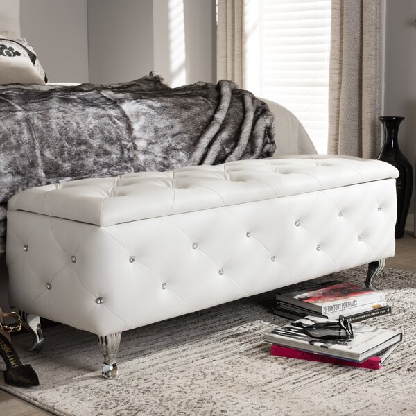 Beglin Storage Ottoman by House of Hampton