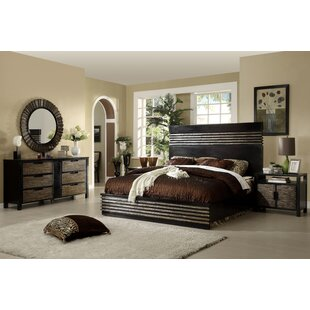 Charmant Transitions Platform Configurable Bedroom Set