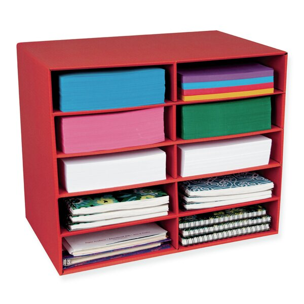 10 Compartment Cubby by Pacon Corporation