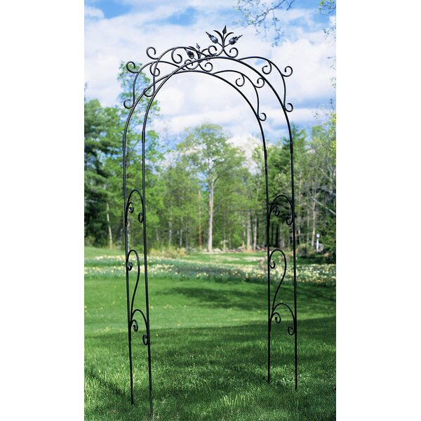 Tuileries Iron Arbor by ACHLA