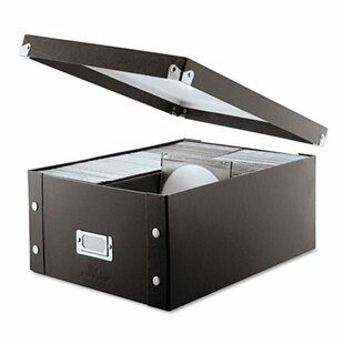 Snap N Store CD/DVD Storage Box
