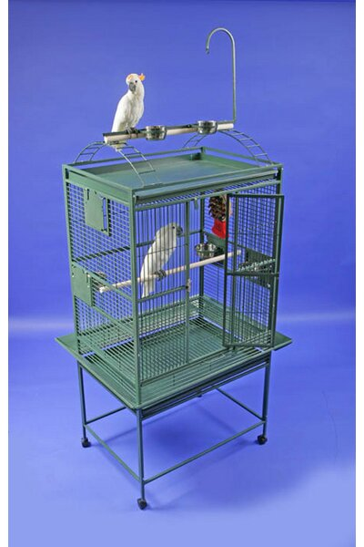 Bayer Large Play Top Bird Cage by Tucker Murphy Pet