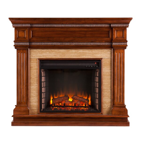 Barbican Electric Fireplace by Astoria Grand