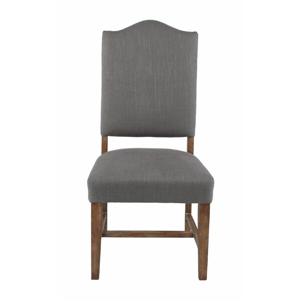 Agustin Upholstered Dining Chair (Set of 2) by Ophelia & Co.