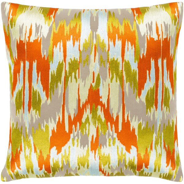 Dillan Cotton Pillow Cover by World Menagerie