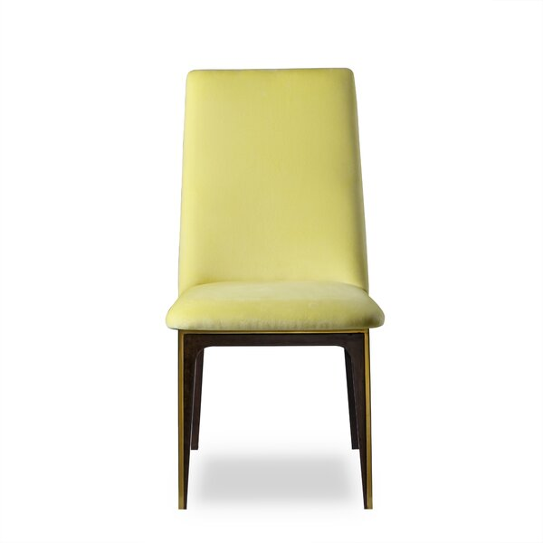 Silhouette Upholstered Dining Chair by Sonder Living