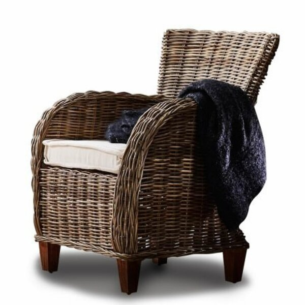 Leverett Armchair (Set Of 2) By Rosecliff Heights