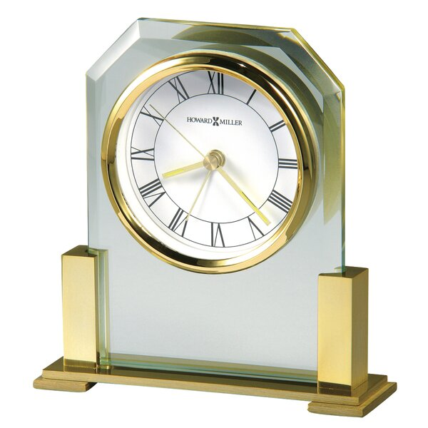 Paramount Alarm Clock by Howard Miller®