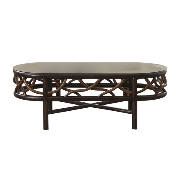Trinidad Coffee Table by Panama Jack Sunroom