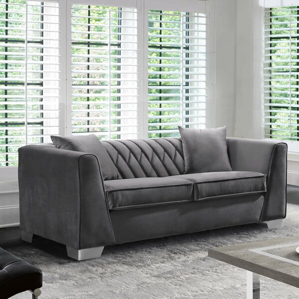 Last Trendy Gagnon Contemporary Loveseat by Brayden Studio by Brayden Studio