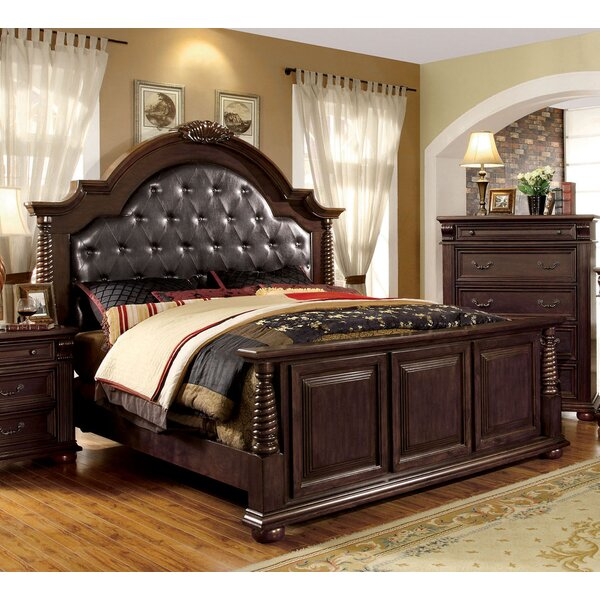 Pendennis Upholstered Standard Bed by Astoria Grand Astoria Grand