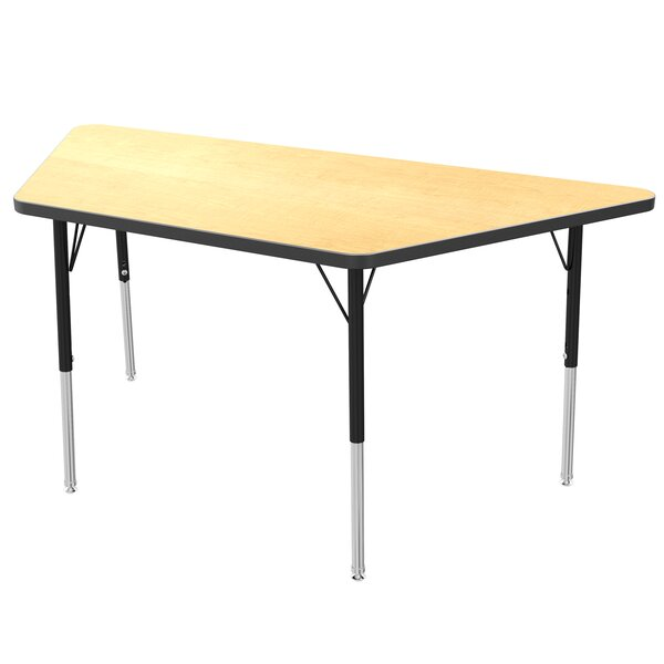 60 x 30 Trapezoidal Activity Table by Marco Group Inc.