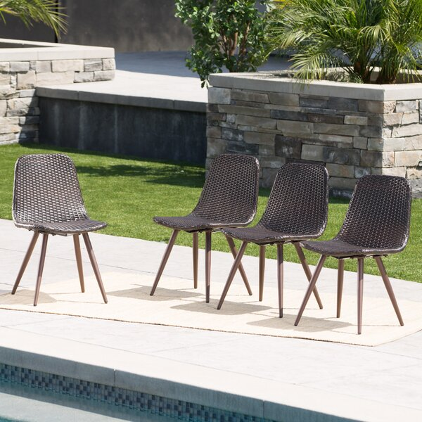 Patio Dining Chair (Set of 4) by Langley Street™