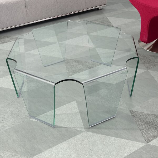 Riddle Coffee Table by Orren Ellis