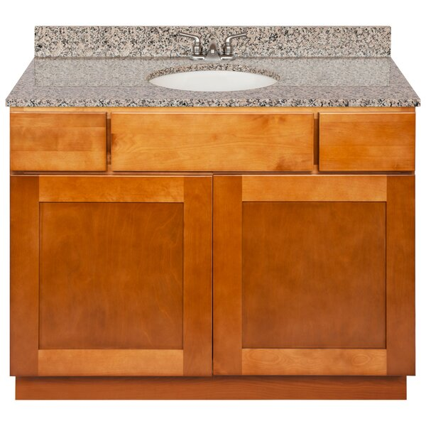Stoneburner 43 Single Bathroom Vanity Set by Winston Porter