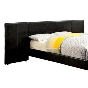 Riverside Drive Contemporary Upholstered Panel Headboard by Varick Gallery