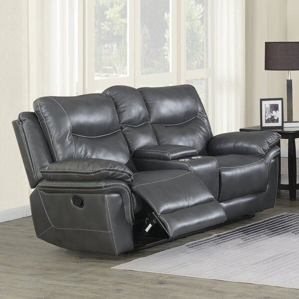 Clearance Brendon Reclining Loveseat by Red Barrel Studio by Red Barrel Studio