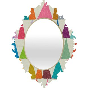 Deny Designs Nick Nelson Baroque Accent Mirror