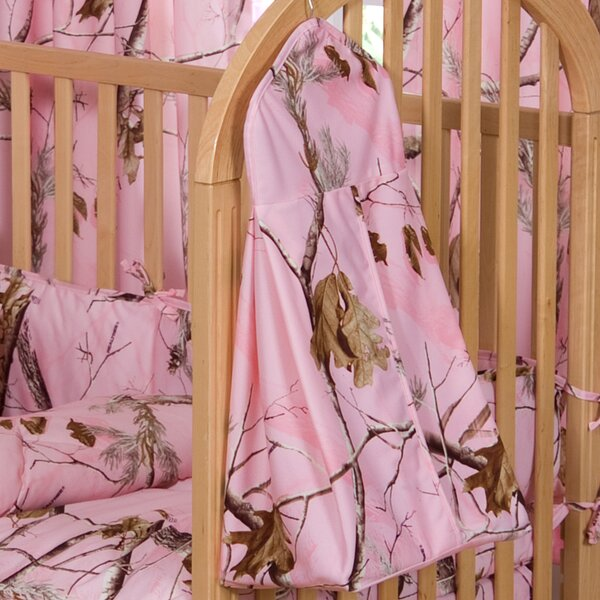 Realtree Camo Crib Diaper Stacker by Realtree Bedd