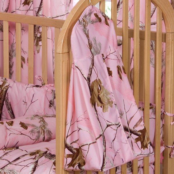 Realtree Camo Crib Diaper Stacker by Realtree Bedding