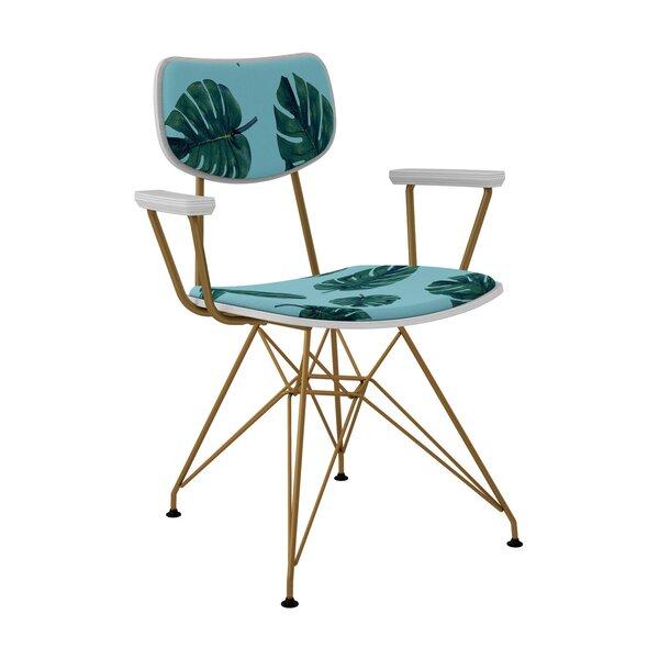 Shinn Upholstered Side Chair by Corrigan Studio Corrigan Studio
