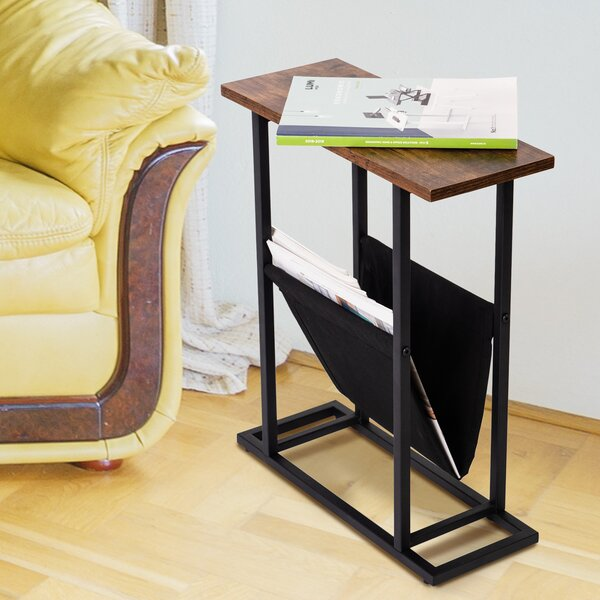 Hillside Frame End Table With Storage By Foundry Select