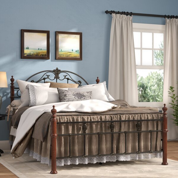 Northpoint Standard Bed by Alcott Hill