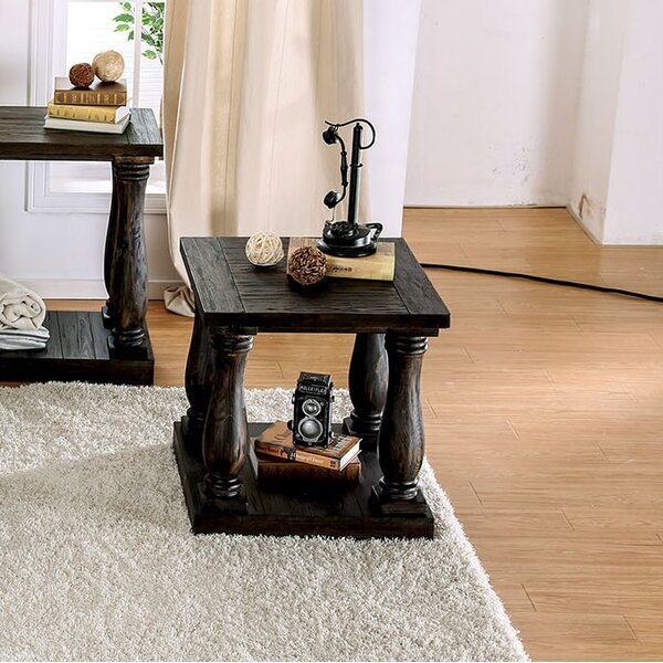 Blackfriars End Table by Canora Grey