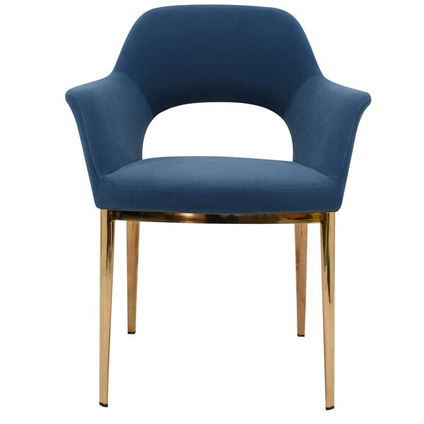 Gilson Upholstered Dining Chair by Everly Quinn Everly Quinn