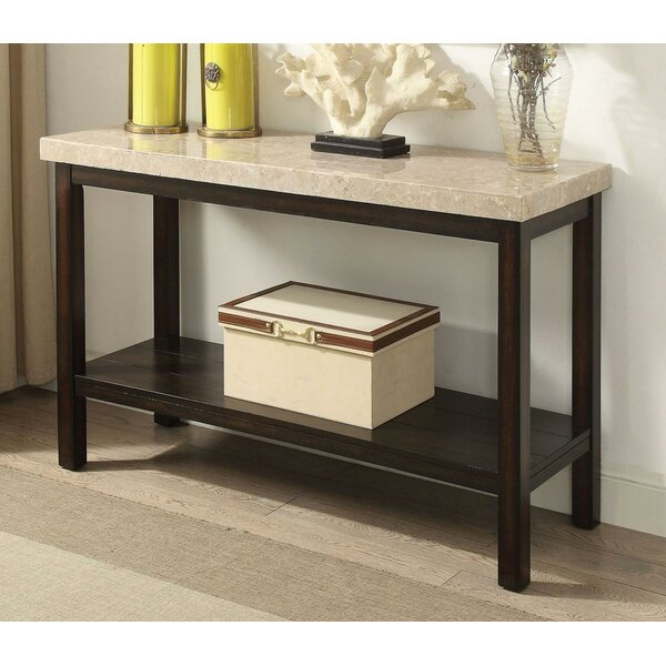 Winston Porter Brown Console Tables