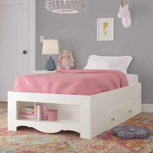 Price Check Francis Mate's Bed with Storage By Viv + Rae
