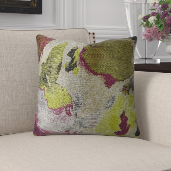 Ballam Handmade Luxury Pillow by Canora Grey