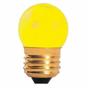 Specialty 7.5W Yellow String Replacement Light Bulb (Set of 38) by Bulbrite Industries