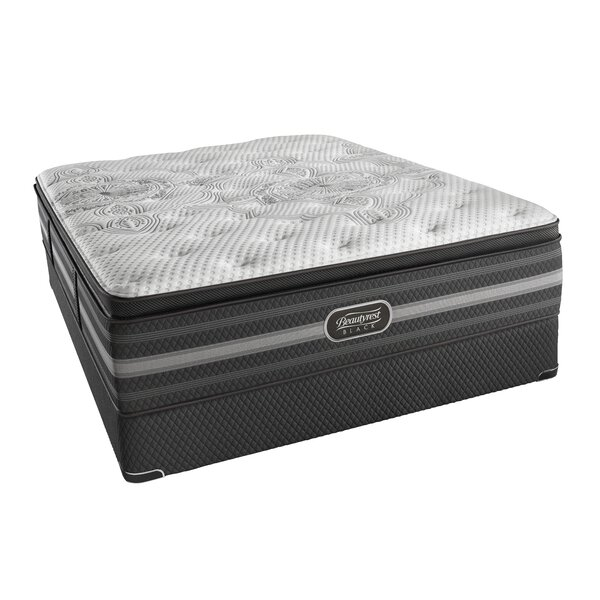 Beautyrest Black Katarina 15 Firm Pillow Top Mattress and Box Spring by Simmons Beautyrest