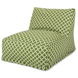 Ayer Pattern Bean Bag Lounger by Zipcode Design