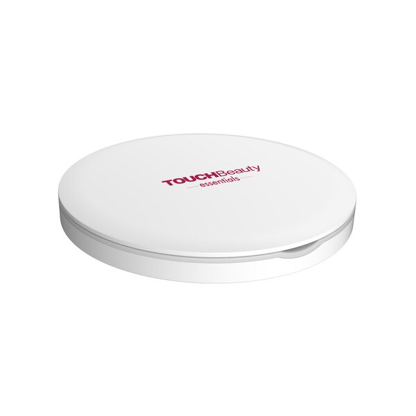 LED Compact Mirror with Powerbank by Elegant Home Fashions