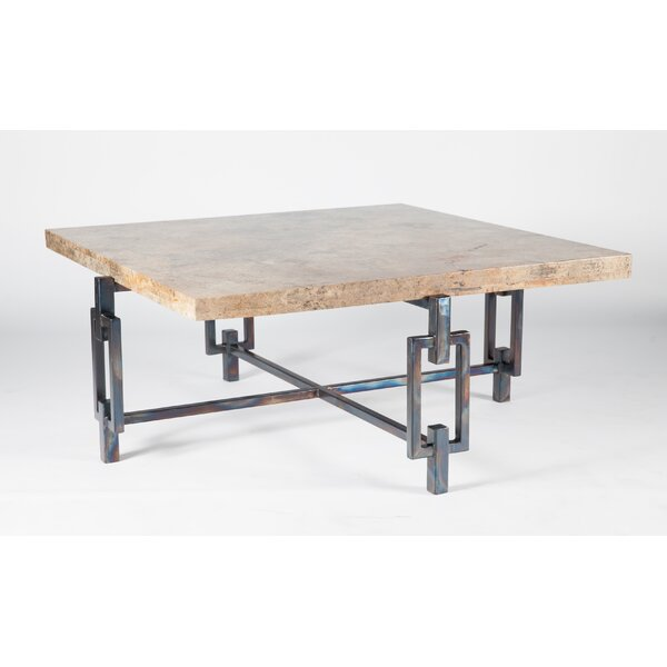 Jacklyn Coffee Table by 17 Stories