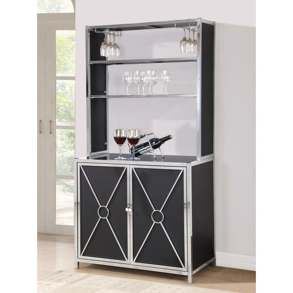 Bramble Bar Cabinet by Orren Ellis