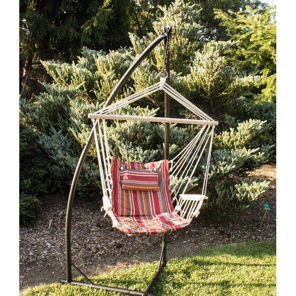 Remley Hanging Swing Chair By Loon Peak by Loon Peak #1