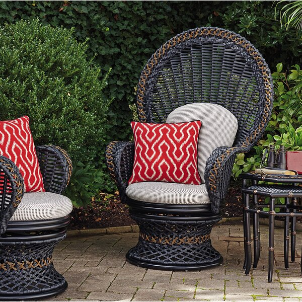 Marimba Patio Chair with Cushion by Tommy Bahama Outdoor